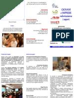 Brochure Fond Cariverona GIOVANI IMPRESE