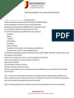Requerimento de Alvará de Construção em Brasília 61 3022-4005