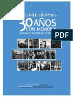 Argentina 30 Años Con Memoria