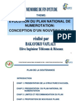 Evolution du nouveau plan de numerotation en Cote d'Ivoire