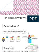 piezoelectricity final