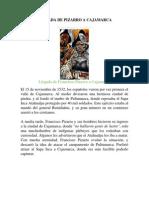 LLEGADA DE PIZARRO A CAJAMARCA.docx