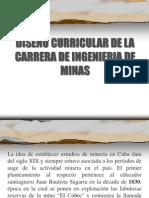 Diseño Curricular Carra de Ing de Minas