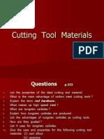Cutting Tool Material