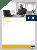 Netweaver 7.0 SR3 Abap Java System Copy Guide