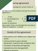 Ppt QS AddRead Preparing Agreement