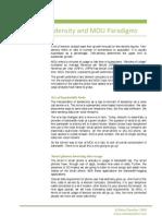 Ideapaper - New Teledensity Paradigms