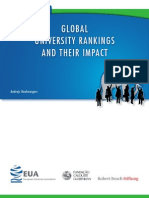 Global University Rankings and Their Impact
