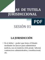 1 Sesión Uno - Jurisdiccion