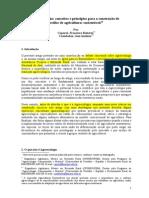 CAPORAL & COSTABEBER - 2002 - Agroecologia- Conceitos e Princípios Para a Construção de Estilos de Agriculturas Sustentáveis