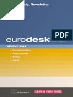 bollettino giugno 2014 Eurodesk