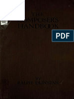 Composers Handbook