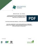 Guía Para Orientar La Toma de Decisiones de Autoridades Ambientales Sobre El Aprovechamiento de