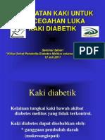 143889198 Perawatan Kaki Utk Pencegahan Luka Pada Kaki DM 2