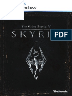 Manual Skyrim