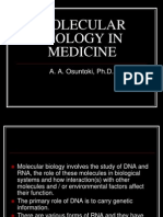 Molecular Biology in Medicine.2014