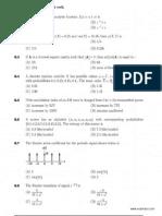 Electronics Sample Paper