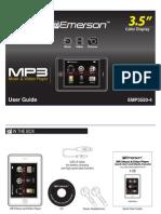 MP3 manual