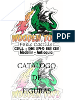 Catalogo Wooden Toys