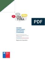 Informes Regionales Encuentros Ciudadanos en Coquimbo
