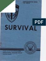 Naval SERE Survival Handbook (1970s)