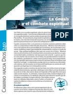 CHD 240 Feb2014 La Gnosis y El Combate Espiritual WEB