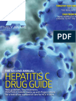 Second Annual Hepatitis C Drug Guide
