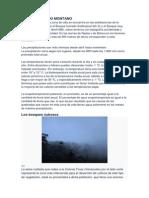 Bosque Húmedo Montano