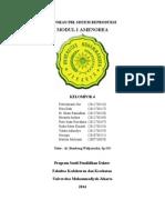 Laporan Pbl Sistem Reproduksi Modul 1 Kelompok 6 Cempaka Putih