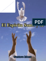El Espiritu Santo y Tu -Gustavo Isbert