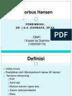 Morbus Hansen Baru