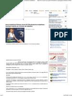 Modelos - (Área Trabalhisa) Petição Inicial XII (Reclamatória Trabalhista - Rescisão Indireta Do Contrato de Trabalho) - JurisWay