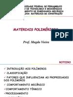 Aula Mcm 1 -Polímeros