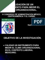 Clima Organizacional y Su Diagnóstico