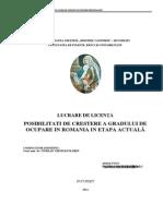 Licenta Dimitrie Cantemir