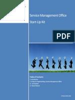 ServMngmntOffice Startup Kit