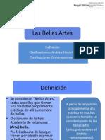 Las Bellas Artes