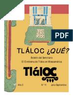 TLALOQUE Nº11
