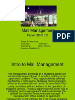 Mall Management