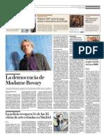 65605593 La Democracia de Madame Bovary Segun Ranciere