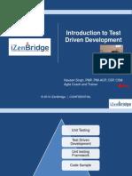 Test Driven Development