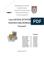 Trabajo de Minero Petroleo-Informe.
