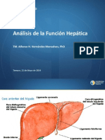 9. Analisis de La Funcion Hepatica