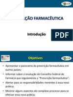 Prescrio Farmacutica Introduo - Apostila PDF