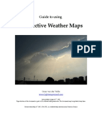 Convective Weather Maps