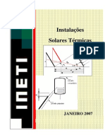 Solar termico 2007 INETI