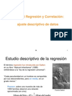 Tema Regresion y Correlacion