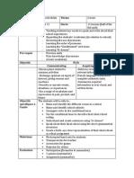 unit plan - school french 11