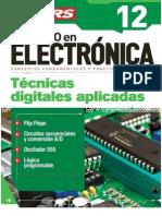 12- Técnicas Digitales Aplicadas