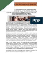 Cumbre El Microcredito 2006
